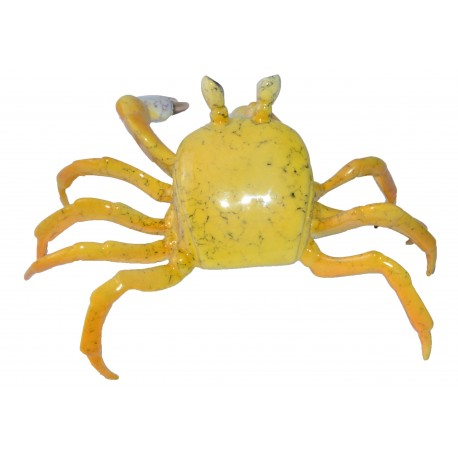 Crab, Ghost Yellow  (BA123)