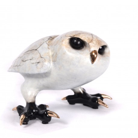 Bird - Saxon by Tim Cotterill Frogman