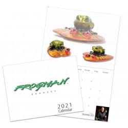 2021 Calendar by Tim Cotterill