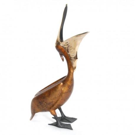 """Open Beak Pelican 15"""""""